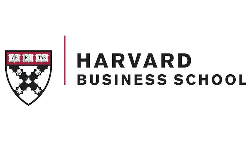 Thumbnail of video showing Harvard Business School logo